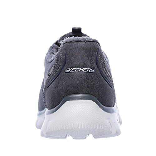 Skechers Trainers Synthetic Empire Womens News Latest Charcoal rwH4gqrx