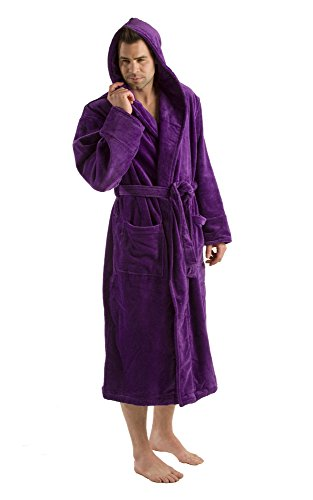 e3427d109b Personalized Terry Cloth Cotton Robes for Women and Men