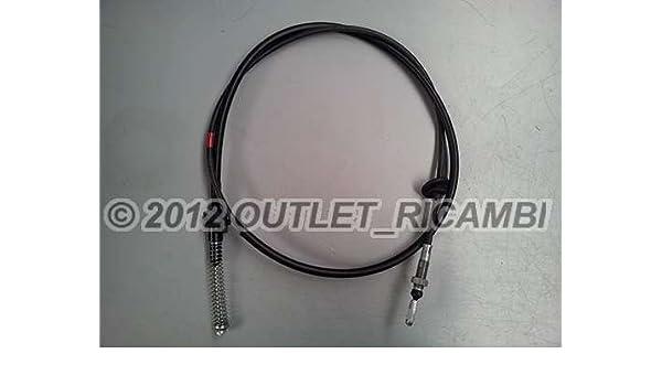 3134087d37000 Transmisión Cable embrague Piaggio Porter 1000 ie Pastilla volquete: Amazon.es: Coche y moto