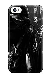 Awesome Design Fantasy Warrior Sci Fi Warhammer Video Game Other Hard Case Cover For Iphone 4/4s