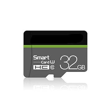 LAY Tarjeta de Memoria 64GB 32GB Tarjeta Micro SD Clase 10 ...