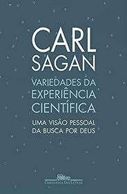 Variedades da experiência científica: Uma visão pessoal da busca por Deus