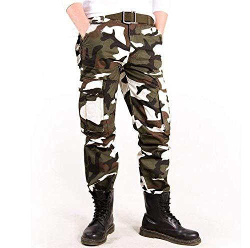 Army 4 Della Di Uomini Autunno Esterni Mimetici Primavera Degli Allentati Camo Tuta Svago Moda Sport Pantaloni Trekking 0qxAfRa