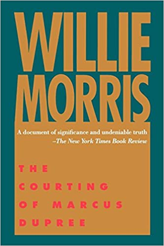 The Courting Of Marcus Dupree Willie Morris 9780878055852 Amazon