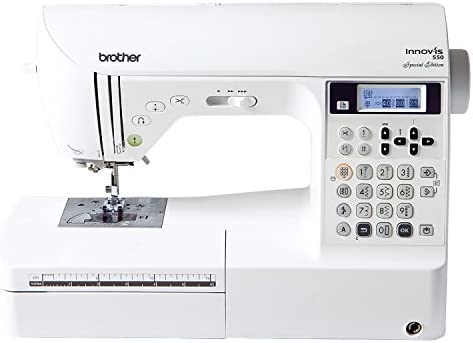 Máquina de coser Brother Innovis 550: Amazon.es: Hogar