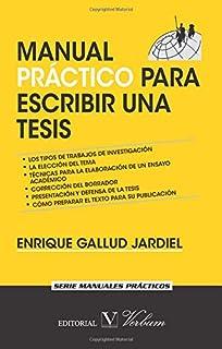 El arte de la tesis doctoral: Amazon.es: Ramos Vivas, José: Libros