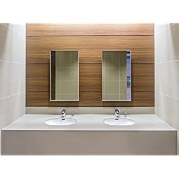 Amazon Com Fab Glass And Mirror 18 Quot X 40 Quot Inch Rectangle
