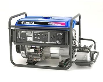 Amazon Com Yamaha Ef6600de 6000 Running Watts 6600 Starting Watts