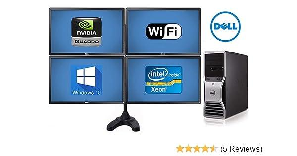 Dell Precision 360 NVIDIA QadroFX 500 Windows