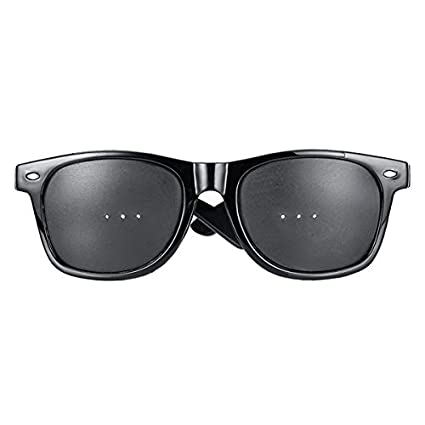 Buy Generic 3 Holes Anti Fatigue Eyesight Vision Improve Pinhole Stenopeic  Glasses Pin Hole Sunglasses Online at Low Prices in India - Amazon.in 208d4315c3