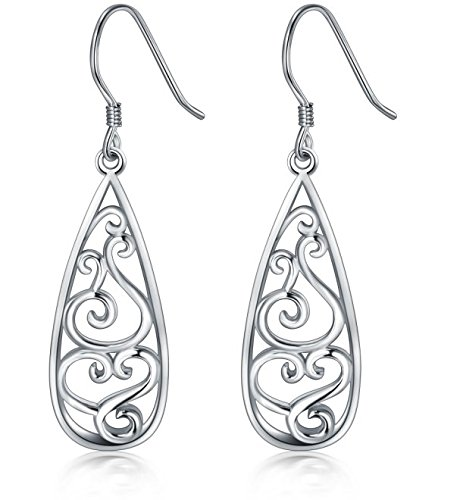 925 Sterling Silver Earrings,