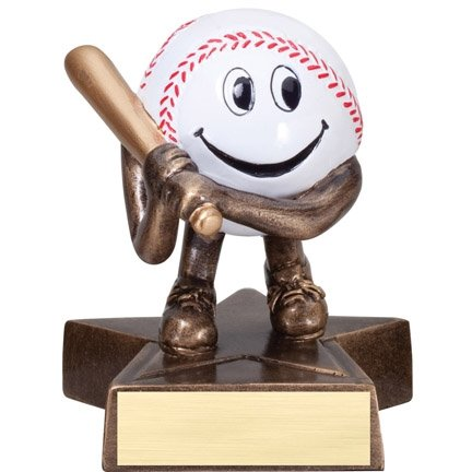 Order Fast Awards Lil Buddy Baseball Trophy 4