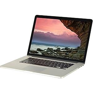"""Apple Macbook Pro 15.4"""" LED Retina Laptop Intel i7-4770HQ Quad Core 2.2GHz 16GB 256GB SSD - MGXA2LL/A"""