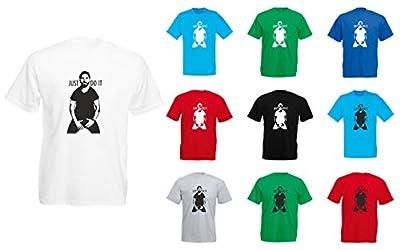 Brand88 Motivational Shia, Mens Printed T-Shirt