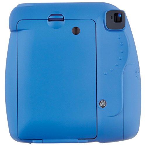 Fuji Mini 9 Camera Carry Case + AA & Charger +