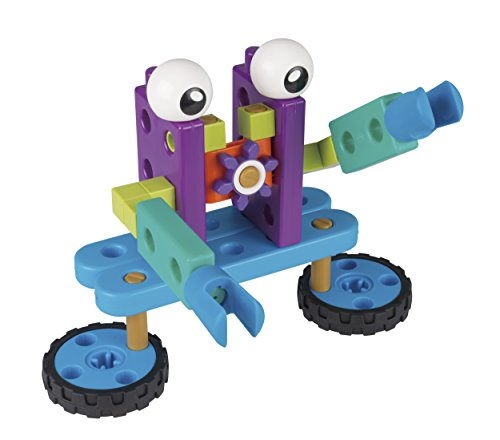 41rszcCUFYL - Kids First Robot Engineer Kit and Storybook