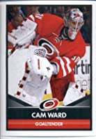 2016-17 Panini NHL #43 Cam Ward Carolina Hurricanes Hockey Sticker