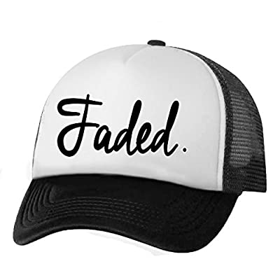 FADED. Truckers Mesh snapback hat