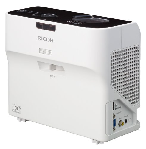 Ricoh PJ WX4130 Ultra Short Throw Projector