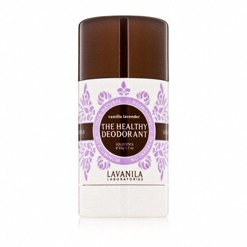 LAVANILA The Healthy Deodorant Vanilla Lavender 2.0 oz (Pack of 2)