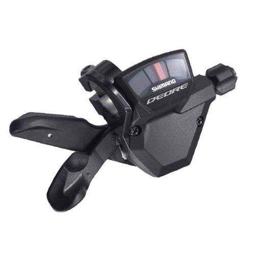 Shimano Deore SL-M590 Schalthebel 9-fach schwarz 2016 Schalthebel rechts