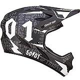 7iDP 7708-50-540 M1 Helmet 50:01 Black/White L