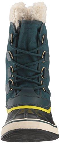 Azul Botas De dark Seas Carnival Nieve Boots Para Sorel Mujer Winter IHwxc8
