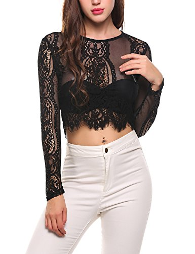 Beautiful Lace Top - 9