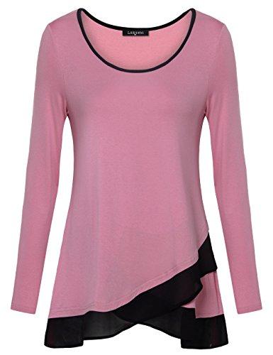 Pink A-line Top - 6