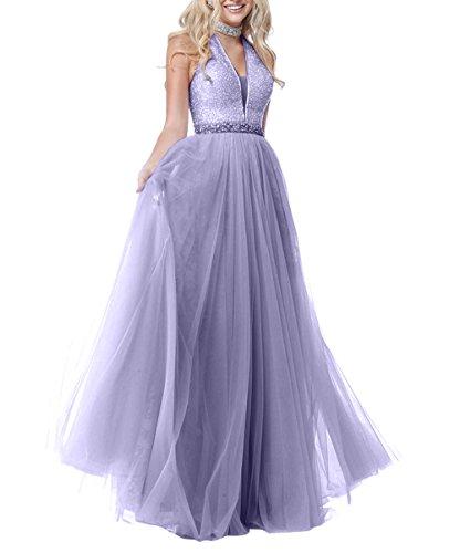 Partykleider Tuell Brau Lilac Promkleider Abendkleider Pailletten Langes Bodenlang A Ballkleider La Festlichkleider mia Linie x0wqgBUgH