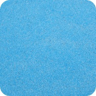 Dashington Blue Decorative Sand, 5 Pound Container/80oz