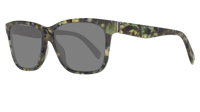 Just Cavalli Sonnenbrille JC736S 5756A Gafas de sol, Verde ...