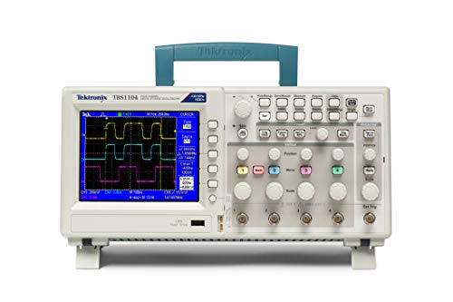 Tektronix TBS1104, 100 MHz, 4 Channel, Digital Oscilloscope, 1 GS/s Sampling, 5-year Warranty