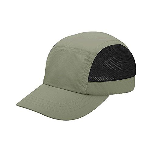 Hats & Caps Shop Juniper Casual Outdoor Cap - By TheTargetBuys | (OLIVE-BLK)
