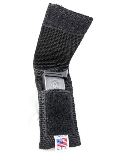 OUTBAGS OB-1MP380 Solo Magazine Pouch for Compact 380 Clips. Single Stacked .380 Round Clips.