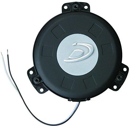 Dayton Audio TT25-8 PUCK Tactile Transducer Mini Bass Shaker 8 Ohm (Black) (Movie Theater Speakers)