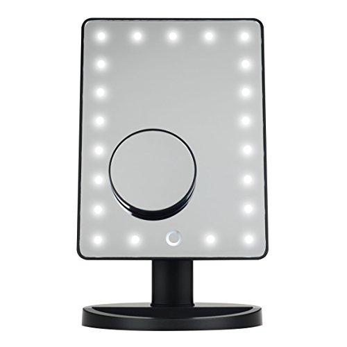 LED Lighted Vanity/makeup Desktop Mirror 11street Malaysia - Floor Standing Mirror