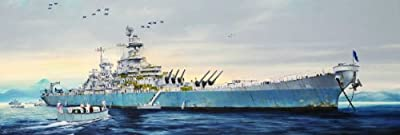 Trumpeter USS Missouri BB-63 Model Kit