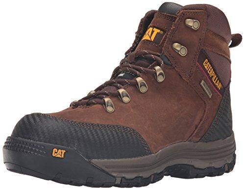 insulated work boots caterpillar - 6
