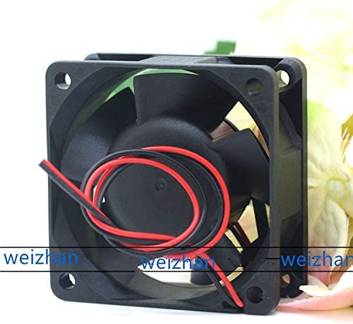 for SUNON KDE2406PTV1 12V 1.4W 6025 6CM Cooling Fan