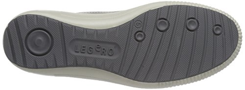 Femme Tanaro metall 92 Gris Basses Baskets Legero tHq0wP