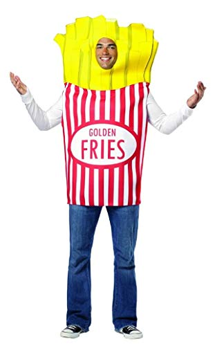 Rasta Imposta French Fries Adult, Multi, One