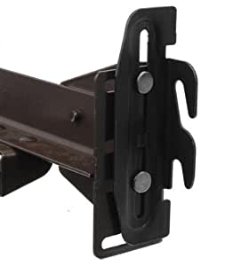 Amazon Com Conversion Bracket Adapter Plates For Bed