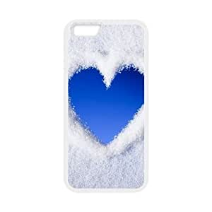 iPhone 6 4.7 Inch Cases Cell phone Case Blue Sky Love Kypft Plastic Durable Cover