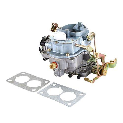 6 barrel carburetor - 1