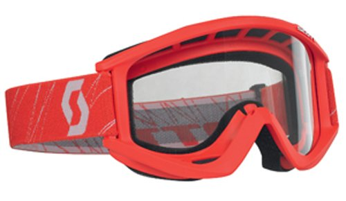 Scott Sports Recoil Xi Goggles, (Red), Outdoor Stuffs