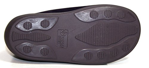 Siesta by Richter - Zapatos primeros pasos de Piel para niña Morado violeta Morado - Violett (mystic 0008)