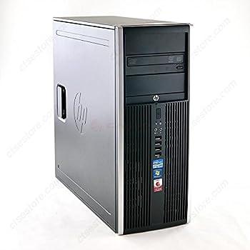 HP Compaq 8200 Elite Minitower PC - Intel Core i5-2400 3.1GHz 8GB 250GB