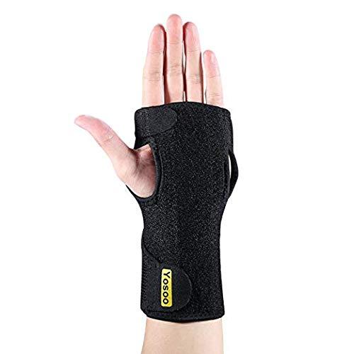 Wrist Brace for Night Sleep Adjustable Neoprene...