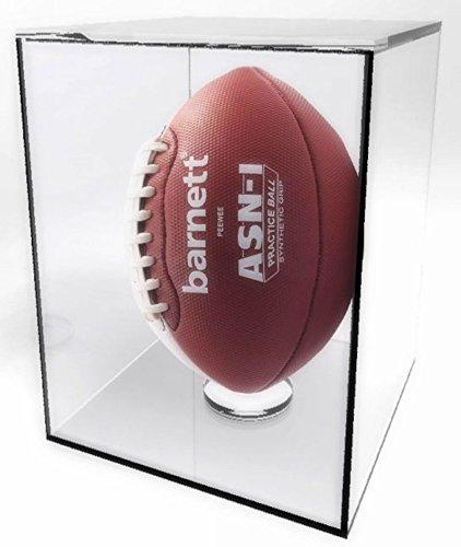 FixtureDisplays Acrylic Sports Display Case 11.125